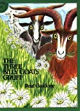 The Three Billy Goats Gruff (Book & CD)