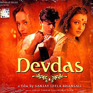 Devdas (Bollywood Movie / Indian Cinema / Hindi Film / CD)