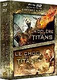 Le Choc des Titans + La colère des Titans [Combo Blu-ray 3D + Blu-ray + Copie digitale]
