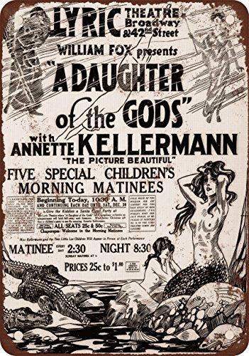 1916-far-vedere-il-vostro-bambino-nudo-sirene-look-vintage-riproduzione-in-metallo-segni-305-x-406-c