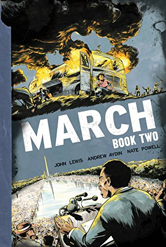 march-book-two-march-gn