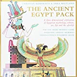 The Ancient Egypt Pack: A Three-Dimensional Celebration of Egyptian Mythology, Culture, Art, Life and Afterlife (0821223275) by Kondeatis, Christos