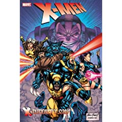 X-Men: X-Cutioner's Song by Scott Lobdell,&#32;Peter David,&#32;Fabian Nicieza and Brandon Peterson