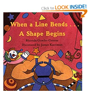 When a Line Bends . . . A Shape Begins