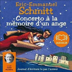 Concerto à la mémoire d'un ange Audiobook