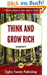 Think and Grow Rich by Napoleon Hill:...