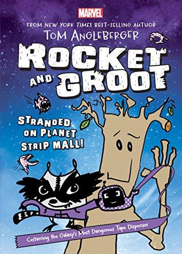 Download Rocket and Groot: Stranded on Planet Strip Mall! (Marvel Middle Grade Novel)