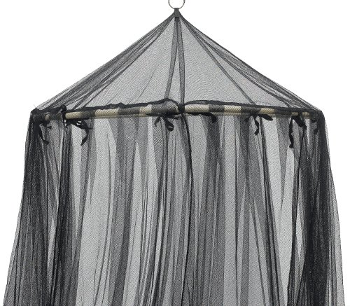 Fantasy Round Hoop Bed Canopy Black Canopy Bed. u201c  sc 1 st  Canopy Bed & Quite Impressive Fantasy Round Hoop Bed Canopy Black | Canopy Bed