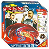 "Beyblade 19980 - Metal Fusion Super Vortex Battle Setvon ""Hasbro"""