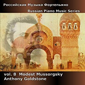 Russian Piano Music Series, Vol. 8