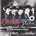 Calibre 50 - De Sinaloa Para El Mundo [Audio CD]<br>$347.00