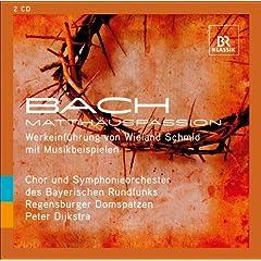 Bach, J.S.: St. Matthew Passion - Werkeinfuhrung