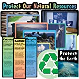 Protect the Earth Bulletin Board Set Poster