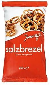Jeden Tag Salzbrezel, 5-er Pack (5 x 250 g)