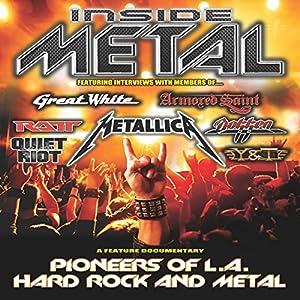 Inside Metal: Pioneers of LA Hard Rock and Metal, Part 1 Radio/TV von Robert Nalbandian Gesprochen von: Robert Nalbandian