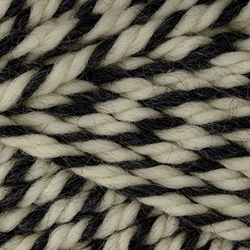 Patons Classic Wool Bulky Yarn (89046) Dark Grey Ragg