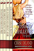 The Stanhope Challenge: A Regency Quartet (English Edition)