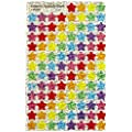 Trend Enterprises Sparkle Stars Stickers - 1/4 to 1/2 inches - Set of 1,300 - Red, Blue, Gold, Silver