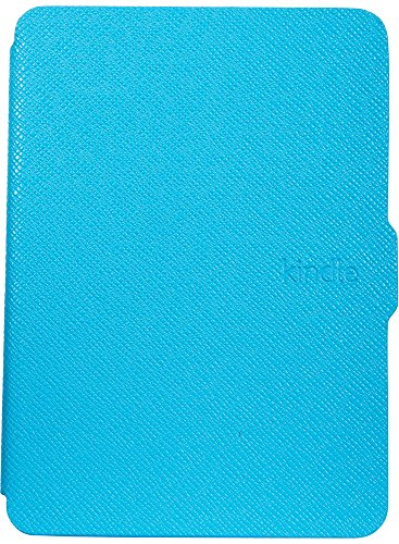 Purple-Eyes-Generic-Kindle-Flip-Case-Cover-For-Amazon-Kindle-Voyage-/-Voyage-3G-(Light-Blue)