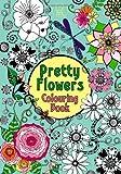 Pretty Flowers Colouring Book (Pretty Pattern)