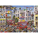 Gibsons Puzzle - I Love London (1000 pieces)by Gibsons Games