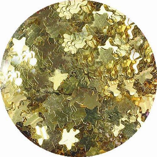 ビューティーネイラー エリコ ネイルジュエリーコレクション ERIー52 ライトゴールド スター