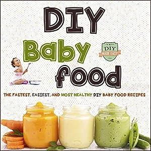 DIY Baby Food Audiobook