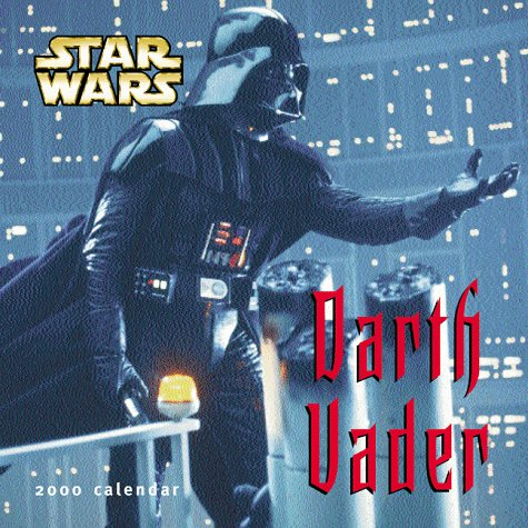 Star Wars Darth Vader 2000 Calendar