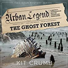 The Ghost Forest Audiobook by Kit Crumb Narrated by Misty Gray