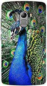 Meetarts Lenovo K4 _D958 Mobile Case for Lenovo K4 Note (Multicolor)