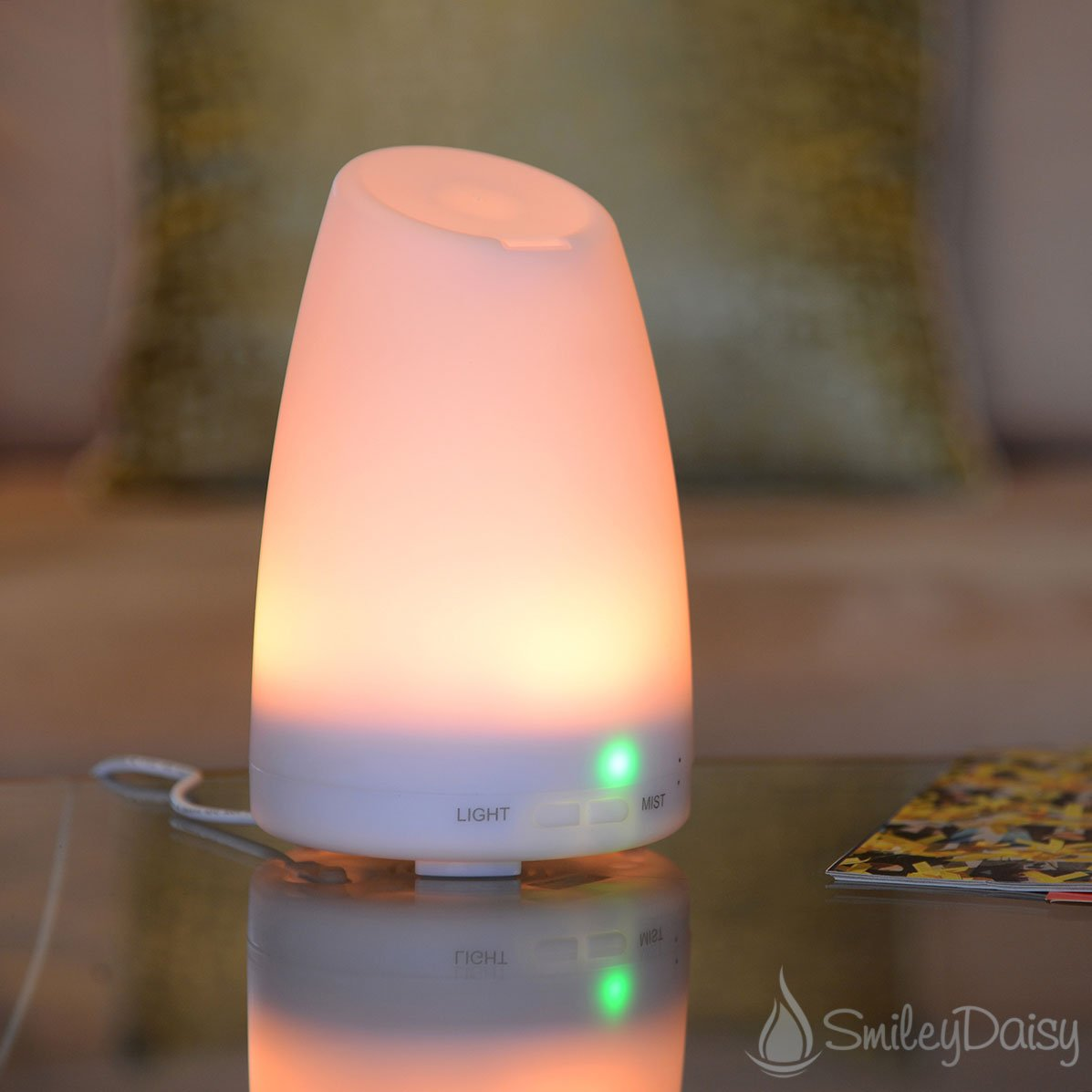 Review of the Top 5 Most Popular Ultrasonic Essential Oil Diffusers #C04F0B