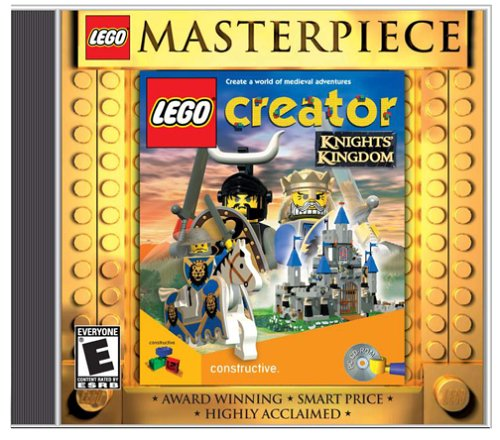Lego Knights' Kingdom (Jewel Case) - Pc front-263084