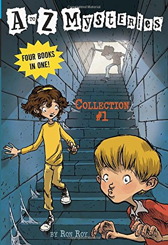 A to Z Mysteries Collection #1 (A Stepping Stone Book)