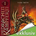 Im Land des Windes (Die Drachenkämpferin 1) Hörbuch von Licia Troisi Gesprochen von: Anuk Ens