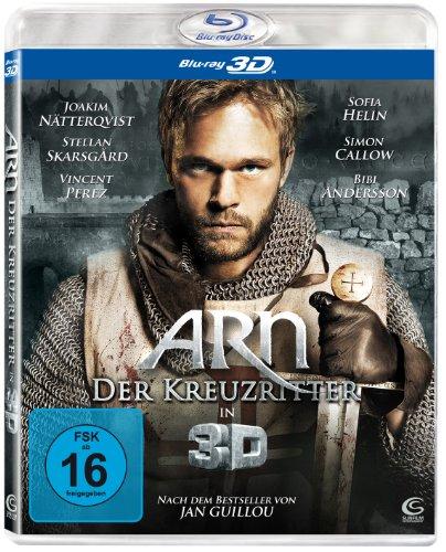 ARN - Der Kreuzritter [3D Blu-ray + 2D Version]