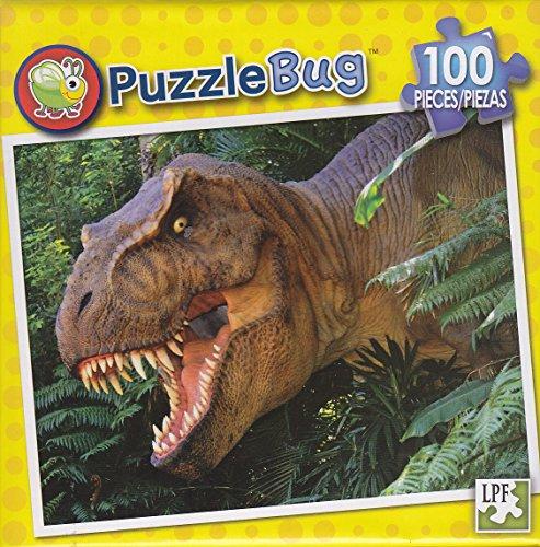 Puzzlebug 100 Piece Puzzle ~ T-Rex