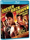 Never Back Down  / Chacun Son Combat  (Bilingual) [Blu-ray]