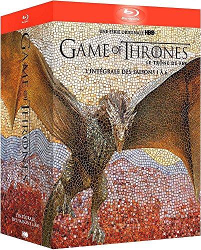 Game of Thrones (Le Trône de Fer) - L'intégrale des saisons 1 à 6 [Blu-ray]