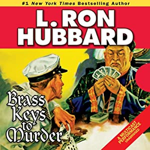 Brass Keys to Murder Audiobook