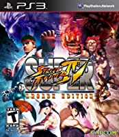 Super Street Fighter IV: Arcade Edition - Playstation 3 from Capcom