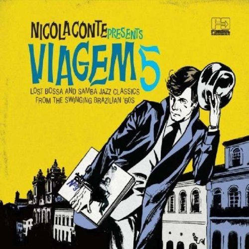 Nicola-Conte-Presents-Viagem-5-Various-Artists-Audio-CD
