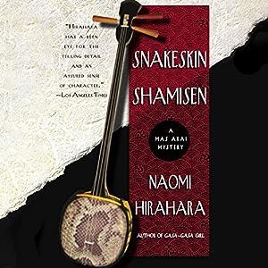 Snakeskin Shamisen Audiobook