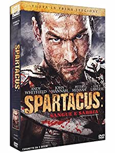 Spartacus - Sangue E Sabbia - Stagione 01 (5 Dvd) [Italia]