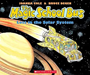 Magic School Bus: Lost In The Solar System [with Paperback Book] (the Magic School Bus)