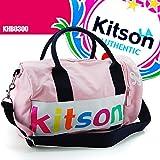 KITSON LA 2way★キットソン★MINI DUFFLE★ミニボストンバッグ★ミニダッフル ショルダー バッグ (Pink/Rainbow)