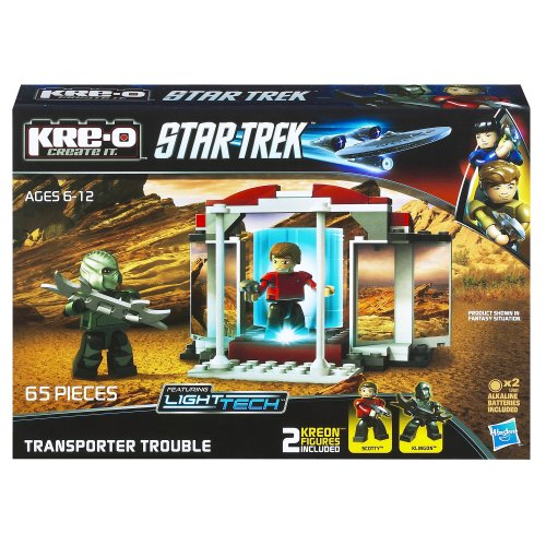 KRE-O Star Trek Transporter Trouble Construction  Set (A3140) - 1