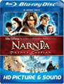 Prince Caspian (Two Disc and BD Live)  [Blu-ray] poster
