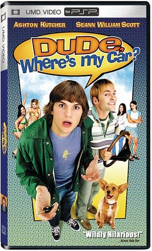 Cover art for  Dude, Where's My Car? [UMD for PSP]