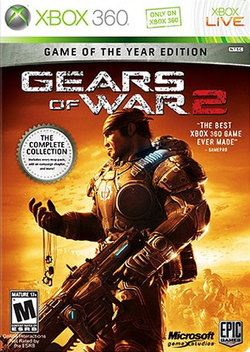 Gears of War 2 – Game of the Year Edition