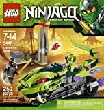 LEGO Ninjago 9447 Lashas Bite Cycle